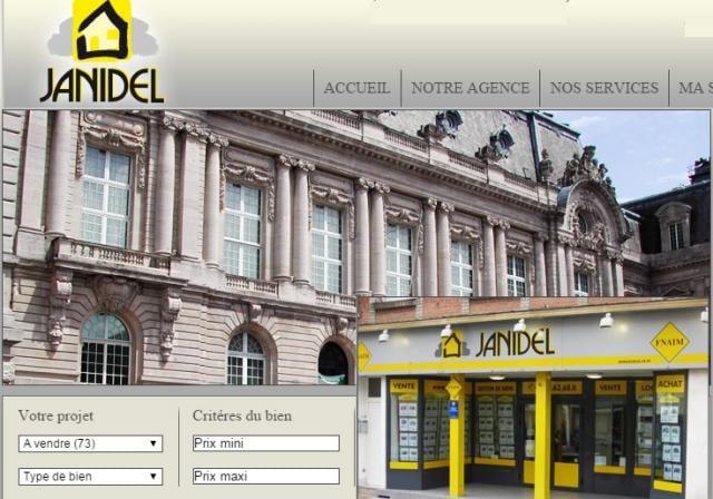 Janidel agenzie immobiliari 48 bis rue d 39 isle saint - Agenzie immobiliari francia ...