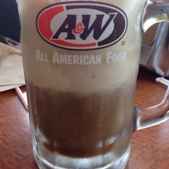 a&w root beer sverige