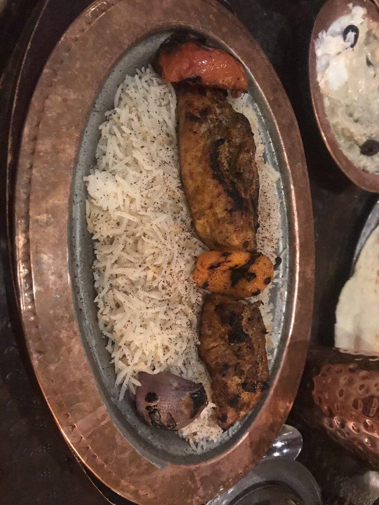Sheesh Restaurant: 3226 S Grand Blvd, Saint Louis, MO