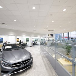 Photo of Mercedes-Benz of Springfield - Chicopee, MA, United States. Showroom