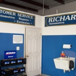 Richards automotive auto repair 1105 d technology dr indian photo of richards automotive indian trail nc united states reheart Gallery