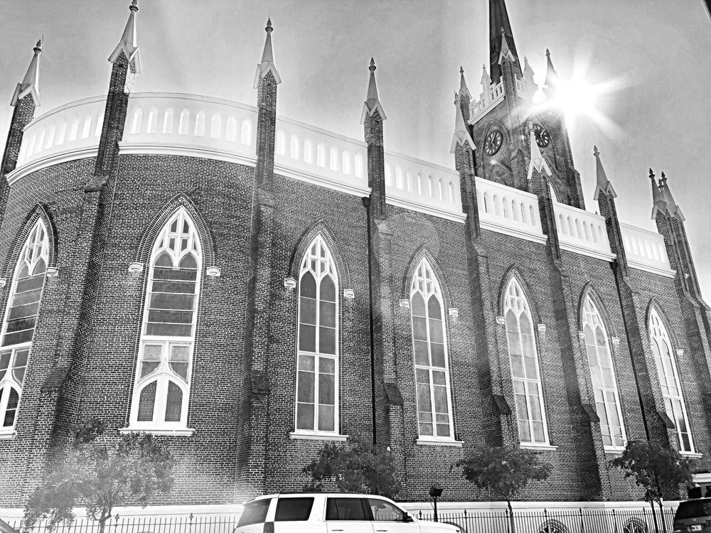 St. Mary Basilica: 107 S Union St, Natchez, MS