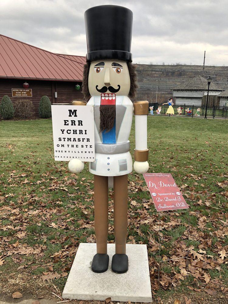 Historic Fort Steuben: 120 S 3rd St, Steubenville, OH