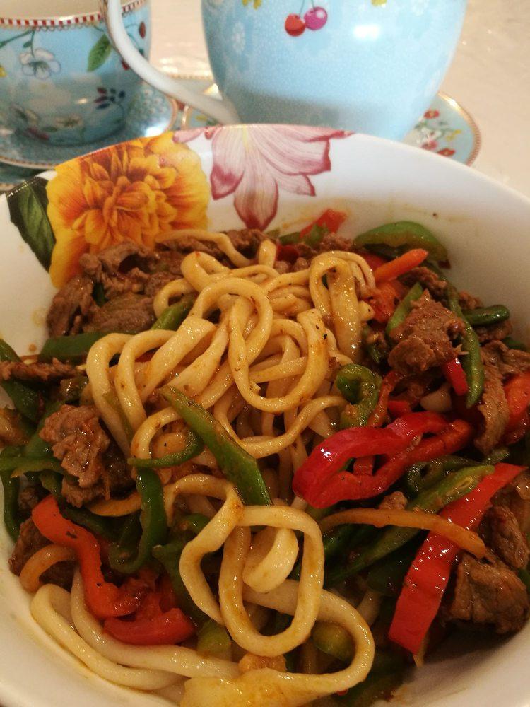 Urumqi noodles