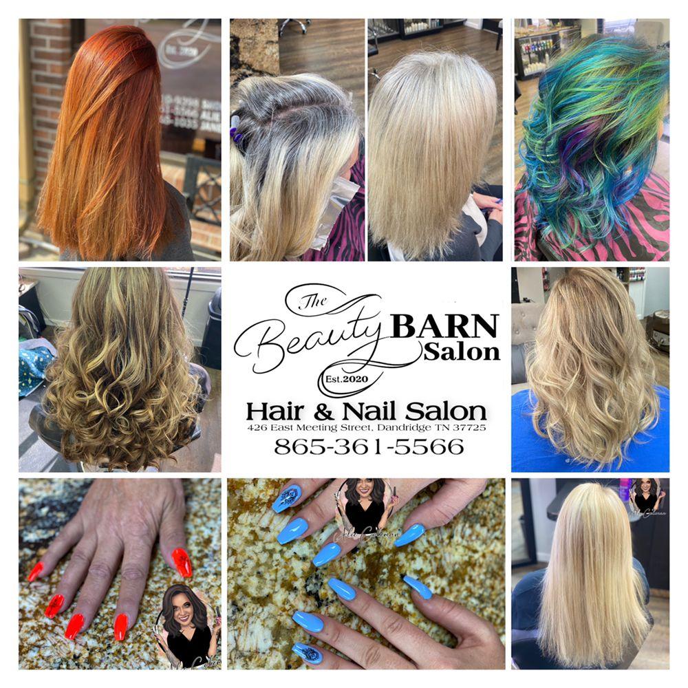 The Beauty Barn Salon: 426 East Meeting St, Dandridge, TN