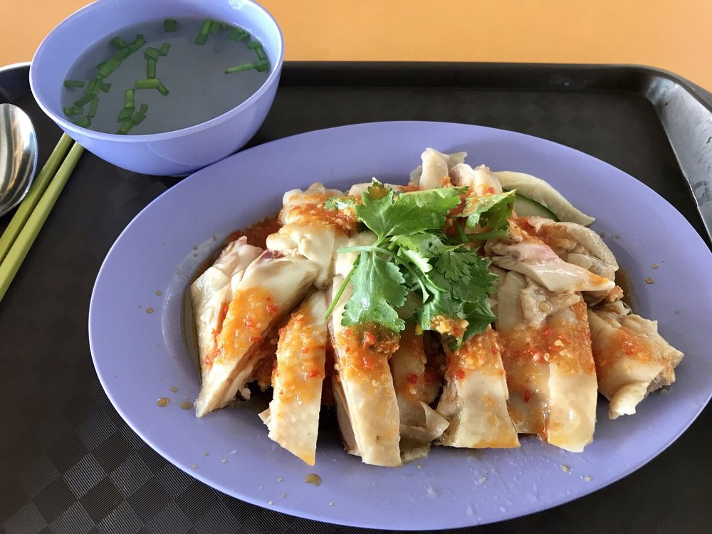 Soon Yi Chicken Rice & Noodles Singapore