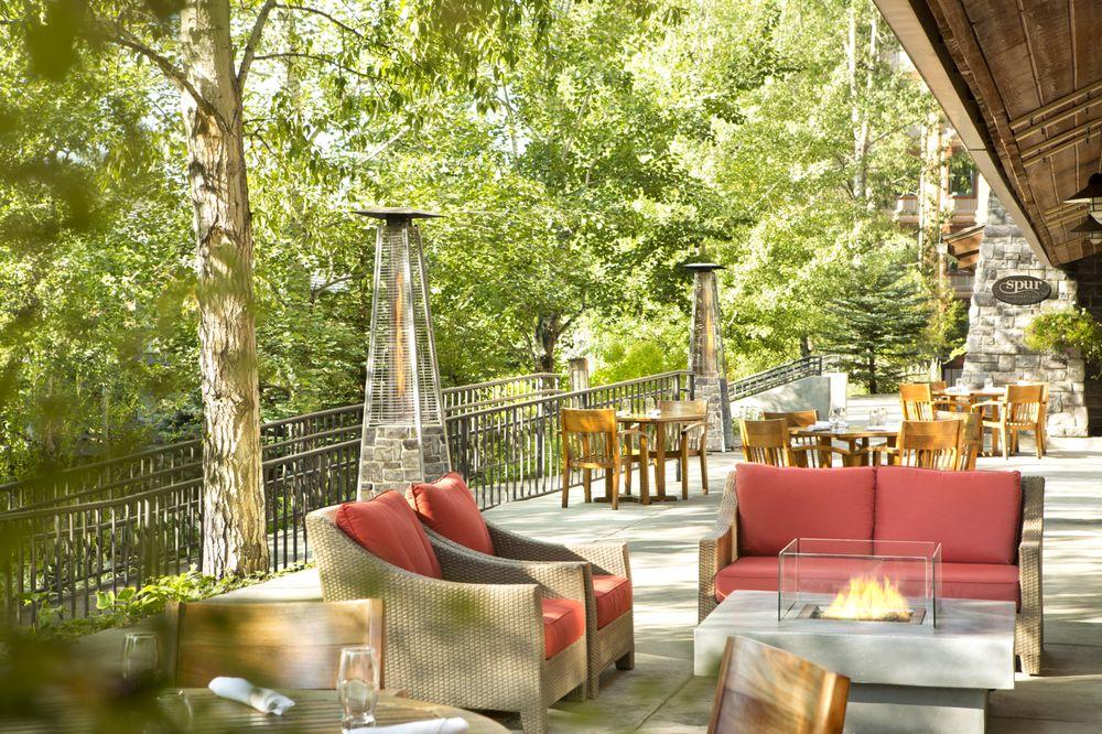 Spur Restaurant & Bar: 3385 Cody Ln, Teton Village, WY