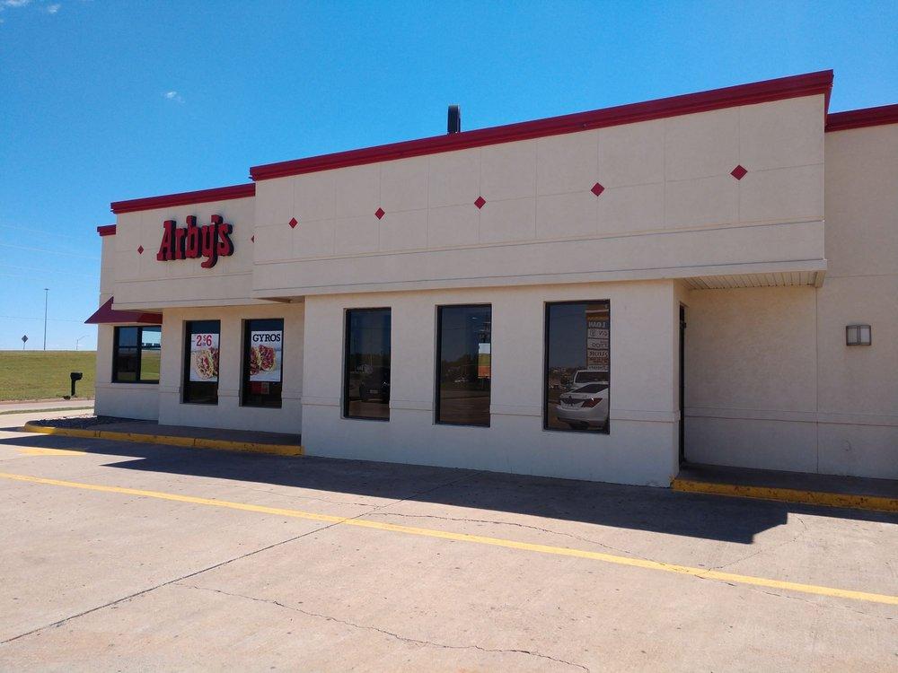 Arby's: 2100 S Main St, Elk City, OK