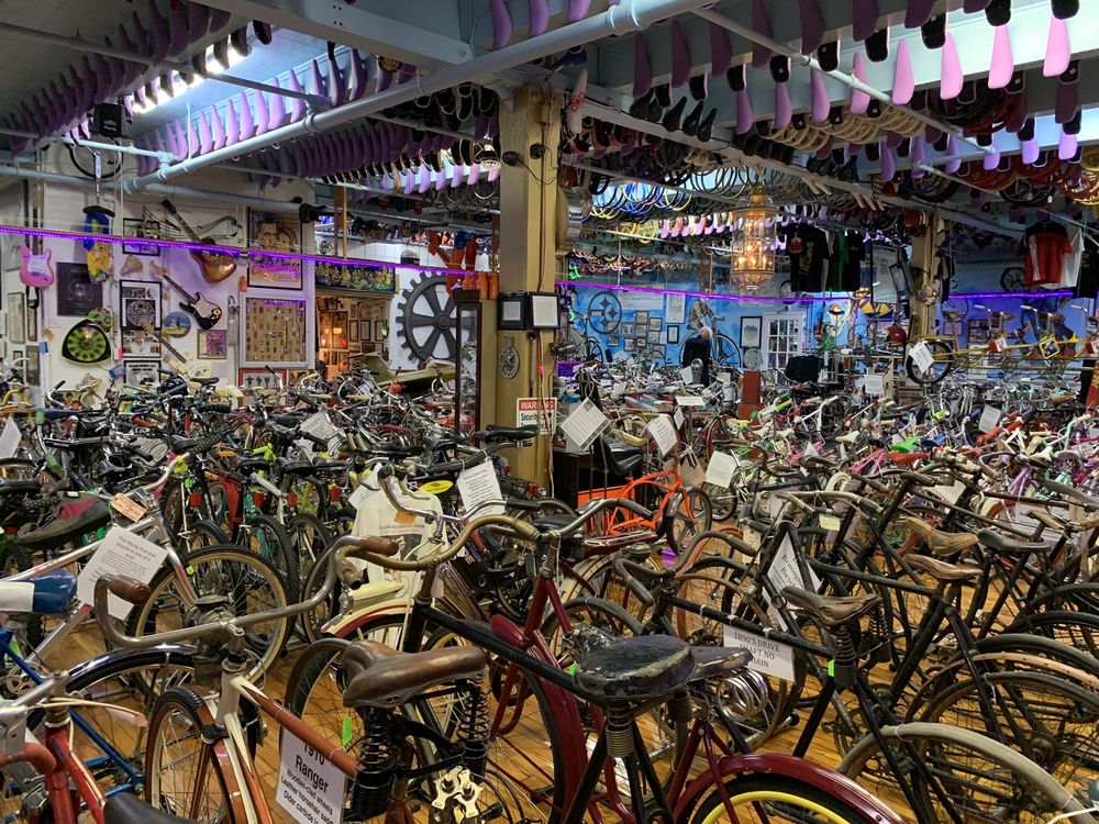 Social Spots from Bicycle Heaven