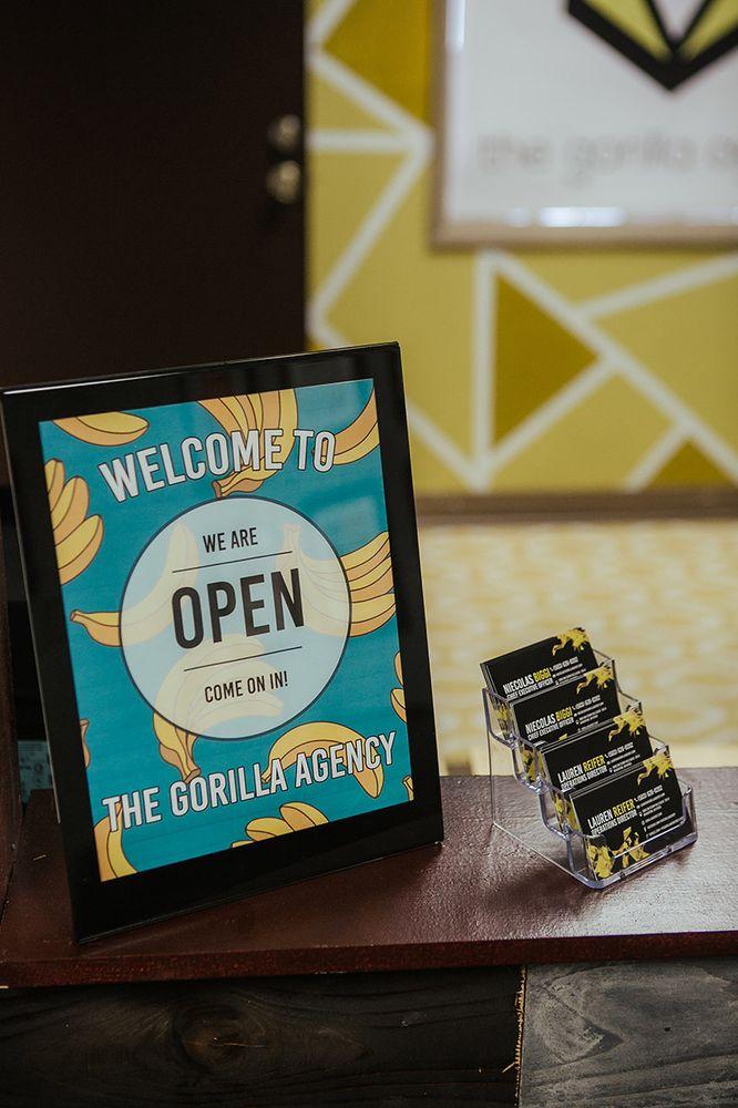 The Gorilla Agency
