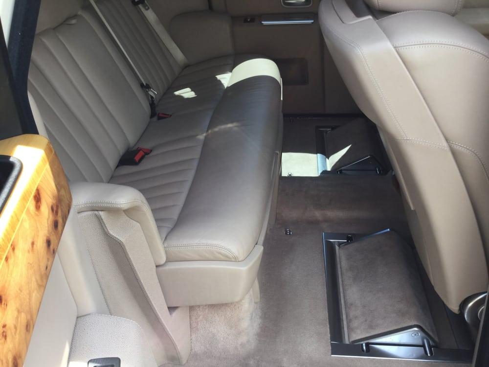 Photo Of Monarch   Charlotte, NC, United States. Rolls Royce Phantom  Interior With
