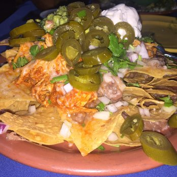 Captivating Photo Of Los Patios   San Clemente, CA, United States. Chicken Nachos Are