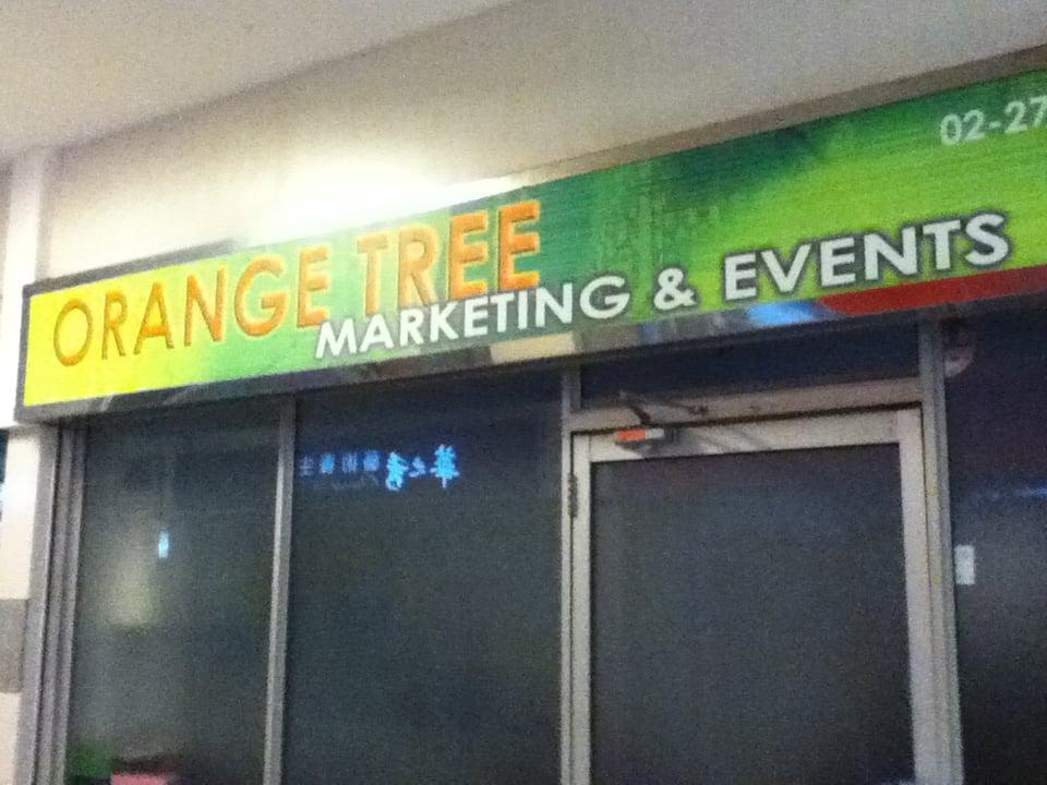 Orange Tree Marketing & Events