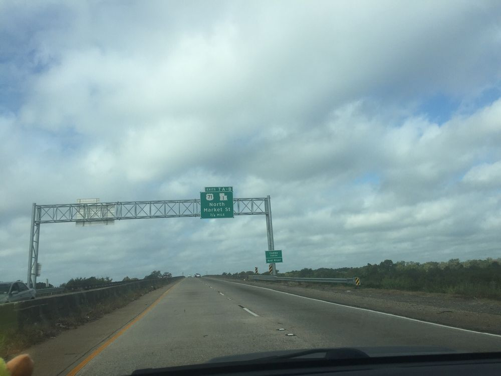 I 220 Bridge @ Red River: Interstate 220, Bossier City, LA