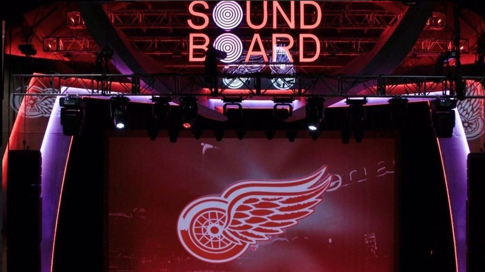 Sound Board: 2901 Grand River Ave, Detroit, MI