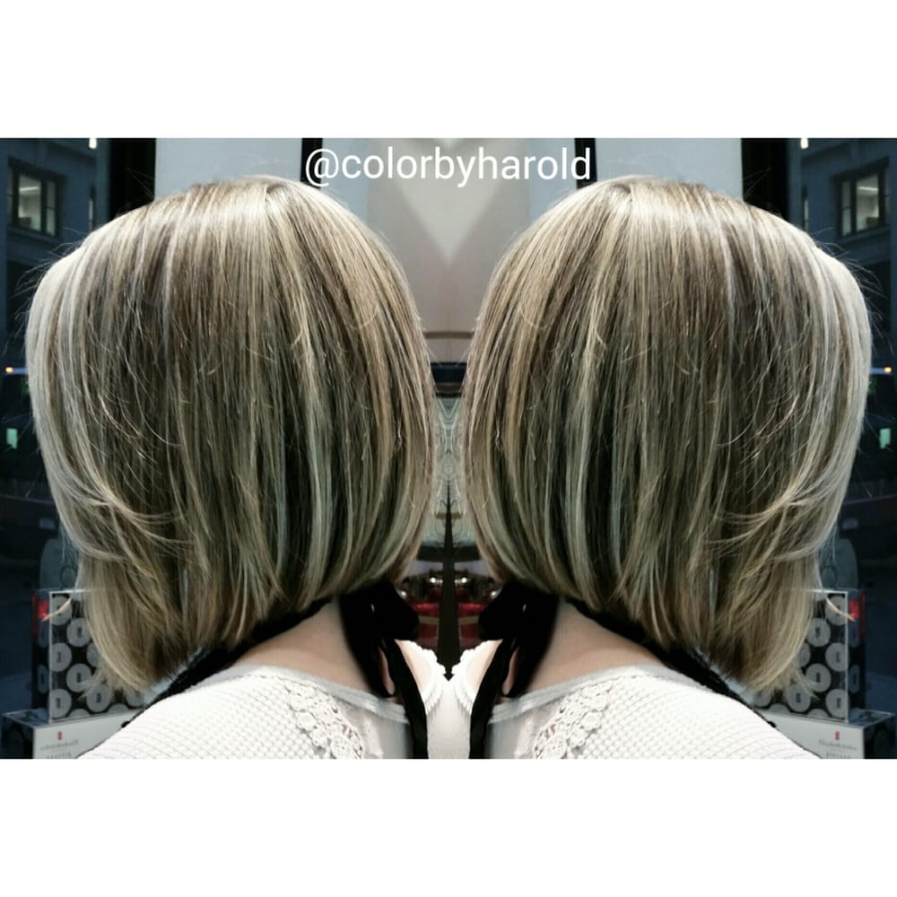 Ash Blonde Baby Lights By Nyc Color Specialist Harold Egan For The