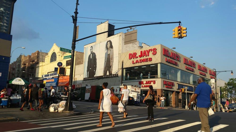 Dr Jays Ladies: 1043 Southern Blvd, Bronx, NY
