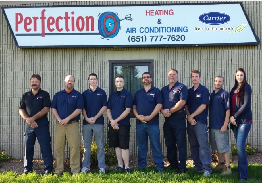 Perfection Heating & Air Conditioning: 1770 Gervais Ave, Maplewood, MN