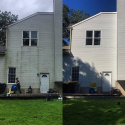 YC\'s Exterior Cleaning Services - Get Quote - Pressure Washers ...