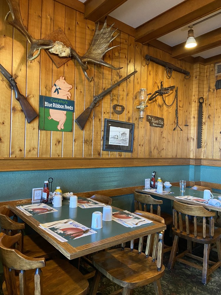 North Pole Restaurant: 1644 Hastings Ave, Newport, MN