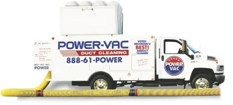 Power Vac Duct Cleaning: 2500 Commercial Dr, Auburn Hills, MI