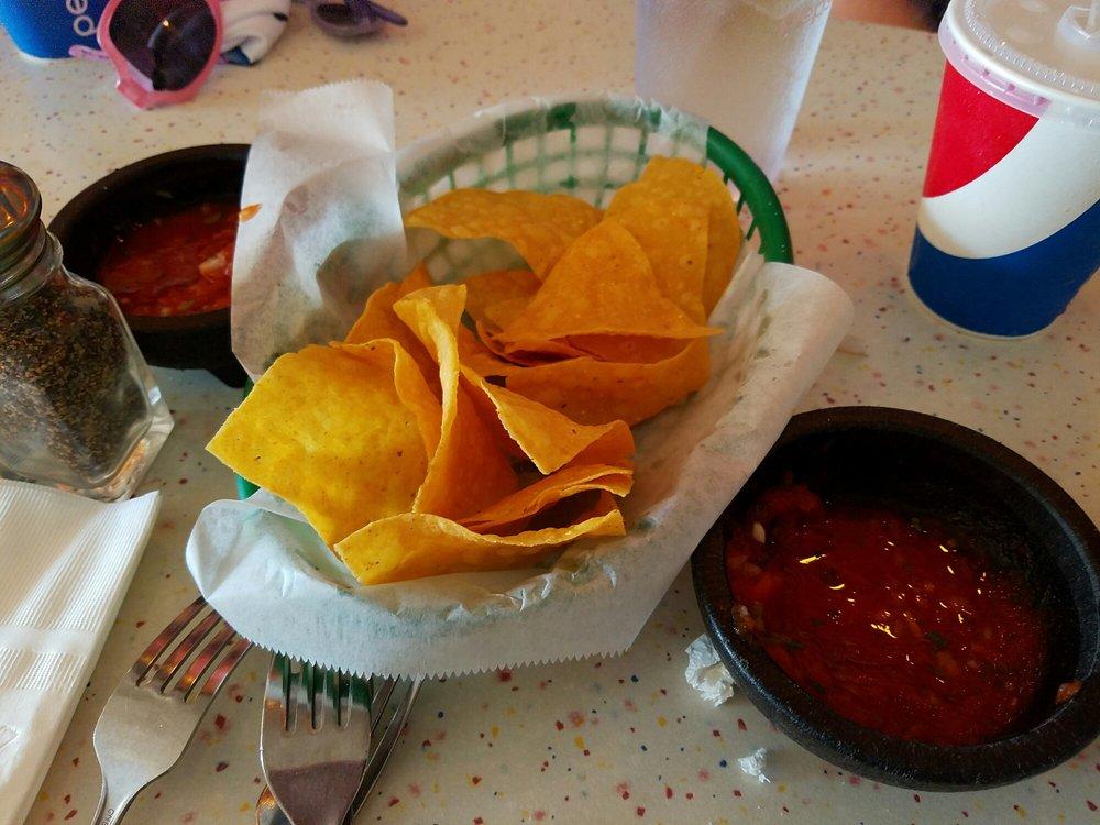 Ricardo's Mexican Restaurant: 131 S Main St, Brigham City, UT