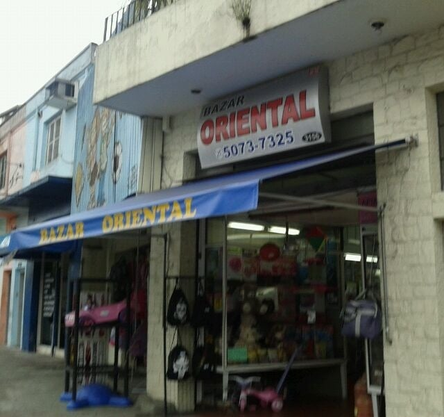 Bazar Oriental