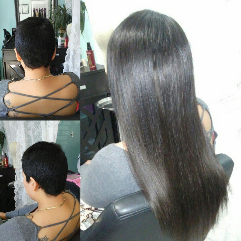 Very Short Hair No Problem Solution Luxury Pr Hair Extensions