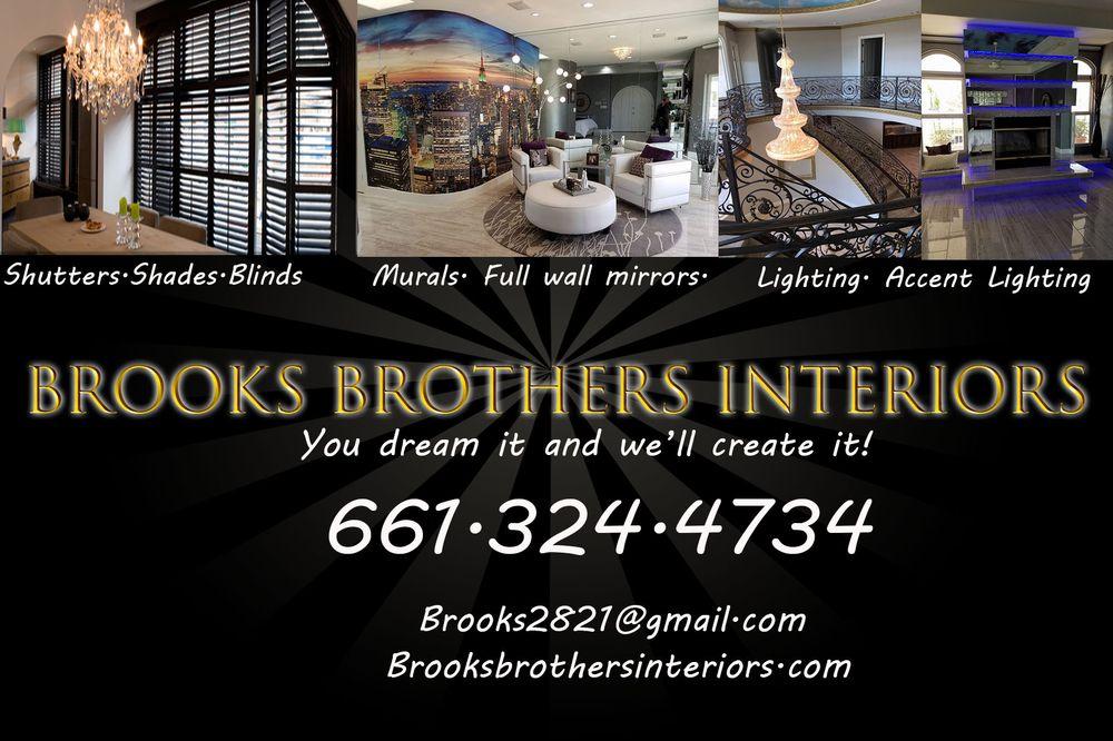 Brooks Brothers Interiors: 2821 Brundage Ln, Bakersfield, CA