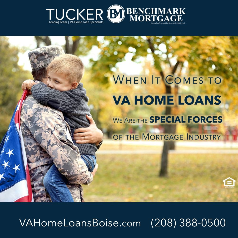 Dean & Shanna Tucker -  VA Home Loans Idaho: 2535 W State St, Boise, ID