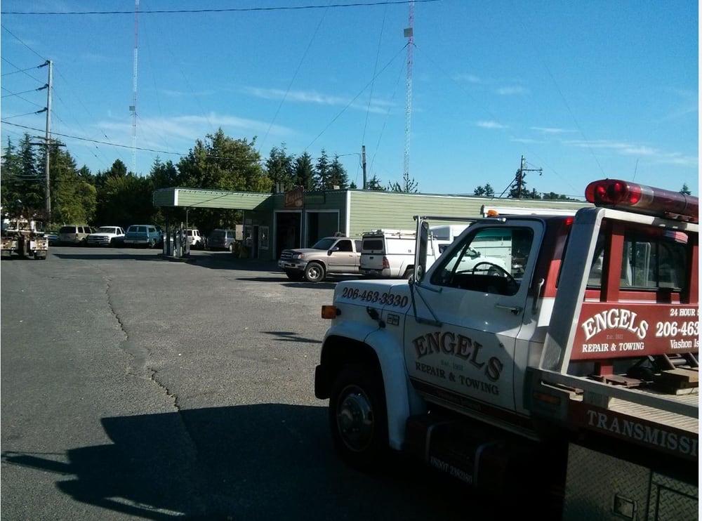 Towing business in Vashon, WA