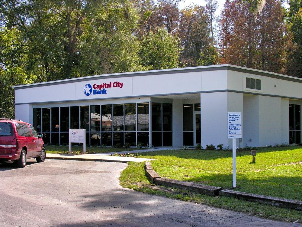 Capital City Bank: 140 E Hathaway Ave, Bronson, FL