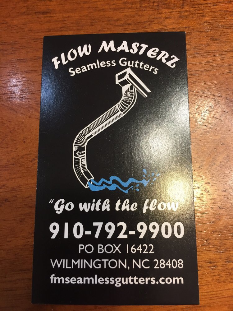 Flow Masters Seamless Gutters Gutter Services 1207