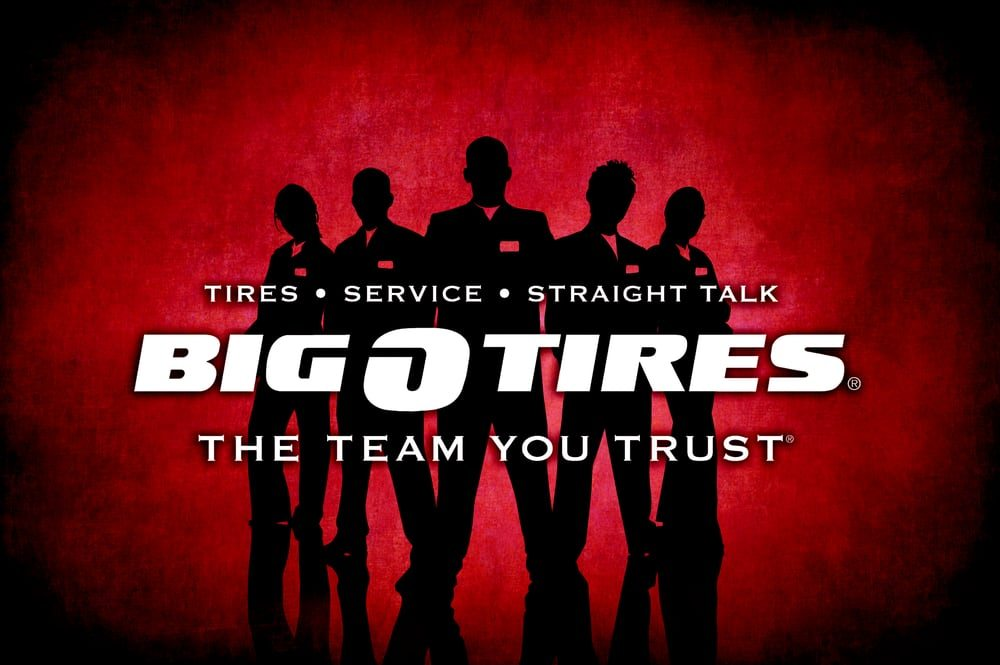 Big O Tires: 3757 Lexington Ave North, Arden Hills, MN