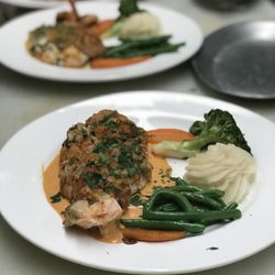 Photo Of Padella S Restaurant Danbury Ct United States Stuffed Salmon