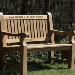 Photo Of Memorial Benches UK   Ticehurst, East Sussex, United Kingdom. Memorial  Benches