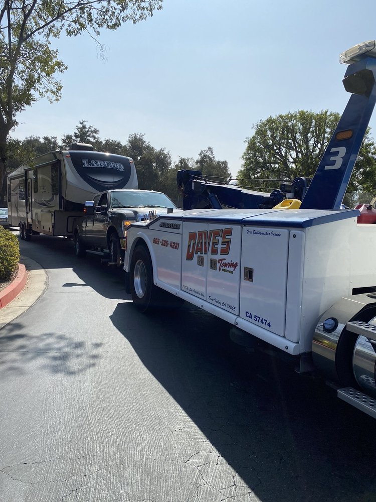Towing business in Simi Valley, CA