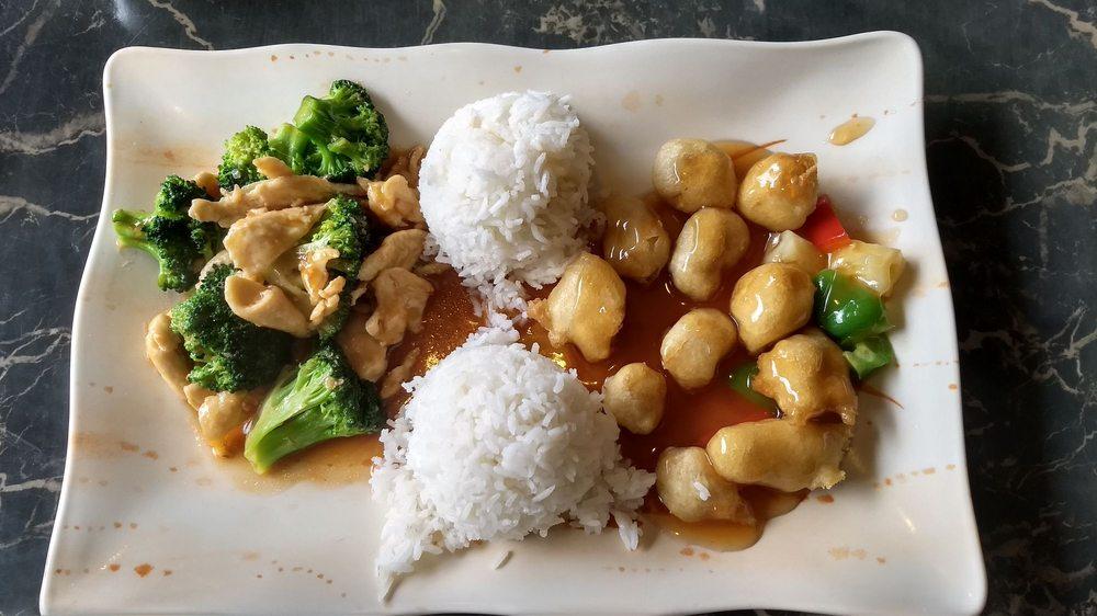 Dynasty Chinese Restaurant: 380 E Washington St, Sequim, WA