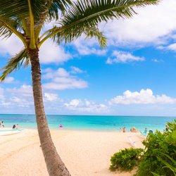 Photo Of Lanikai Beach Kailua Hi United States