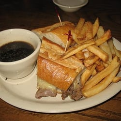 Photo Of Rib Eye Restaurant Chehalis Wa United States French Dip