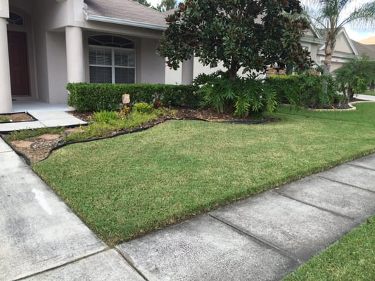 Photo of Full On Landscape Services - San Antonio, FL, United States. Great - Full On Landscape Services - Landscaping - 12106 Palm St, San
