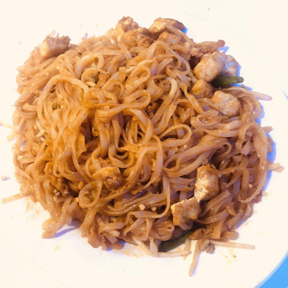 Food from Bangkok Thai Cuisine