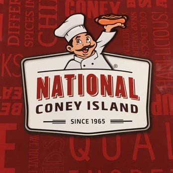 National Coney Island Van Dyke Menu