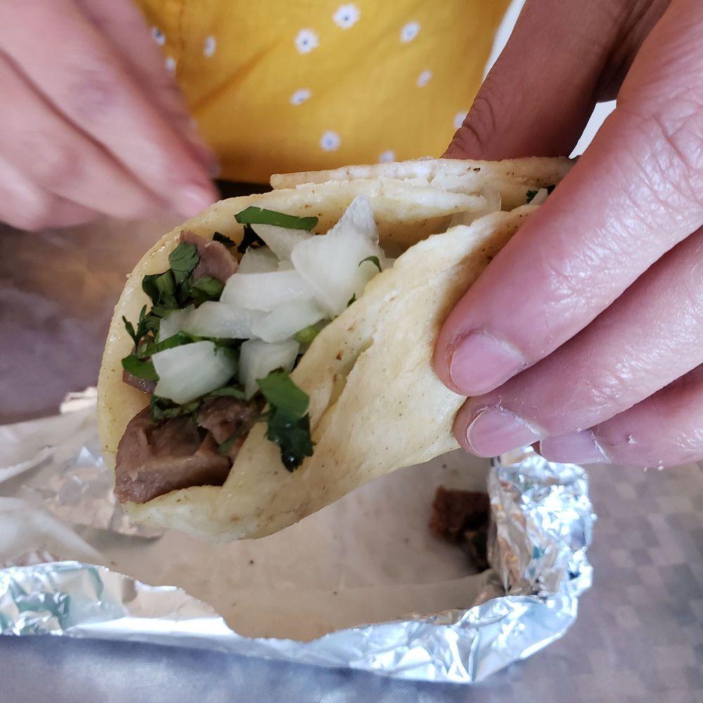 Food from Tacos Salsas Y Carnitas
