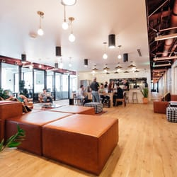 WeWork Gas Tower - 555 West 5th St, Downtown, Los Angeles