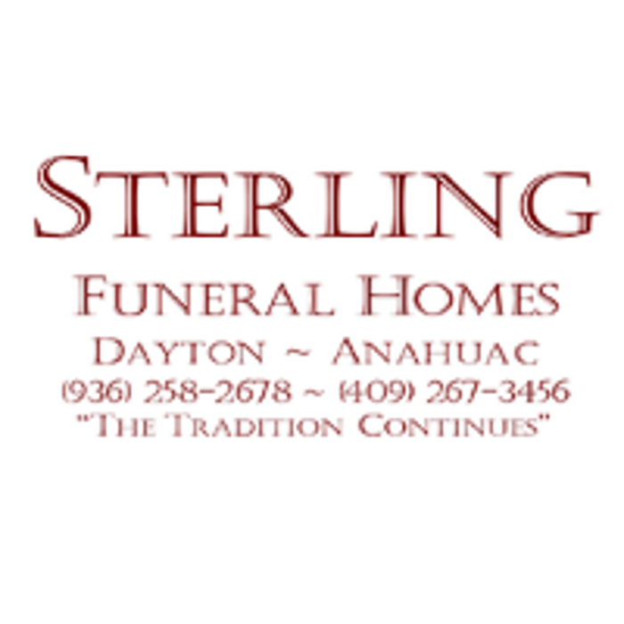 Sterling Funeral Homes: 1201 S Main St, Anahuac, TX
