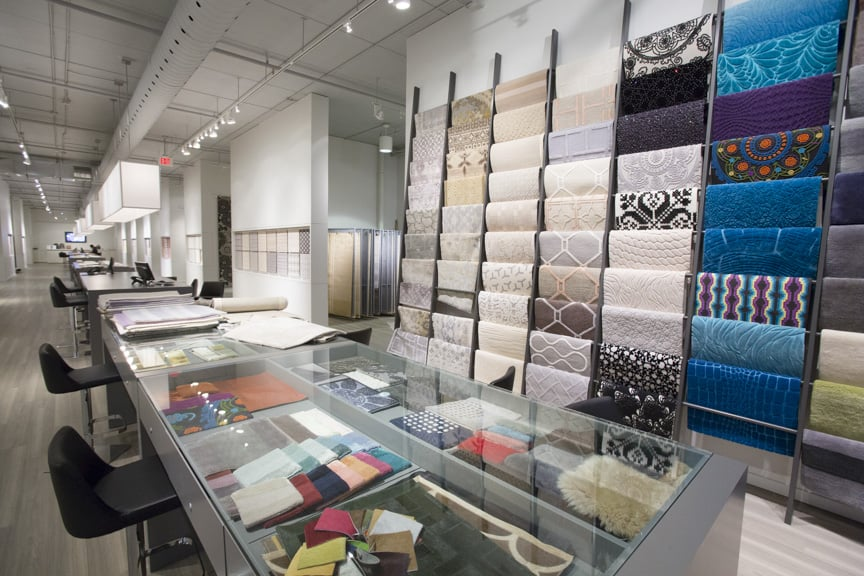 delightful Elte Toronto Part - 10: Photo of Elte - Toronto, ON, Canada. Elteu0027s Custom Rug Department