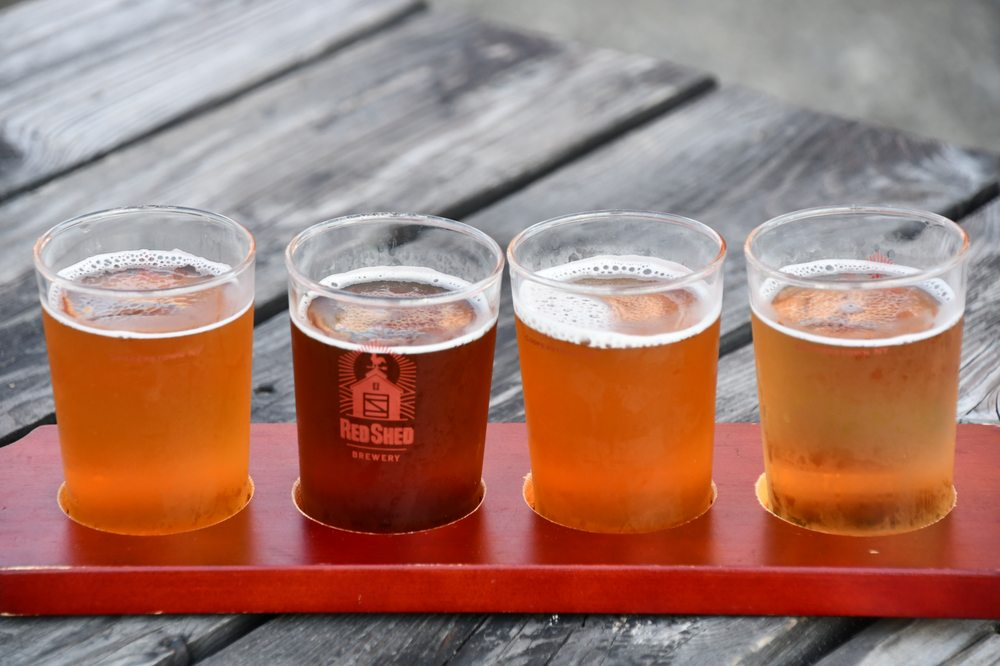 Red Shed Brewery: 709 County Highway 33, Cooperstown, NY