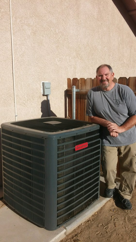Aace's Heating, Air Conditioning & Swamp Coolers: 14564 Agave Way, Adelanto, CA