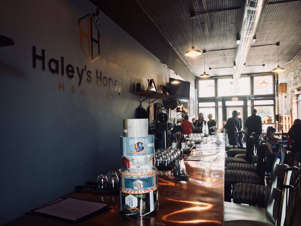 Social Spots from Haley's Honey Meadery
